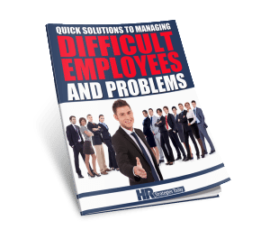 How To Manage Difficult People and Problems