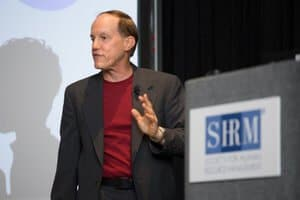 Paul Endress Frequently Speaks AT SHRM Events