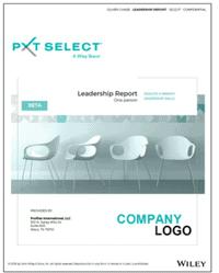 PXT Select Leadership Report