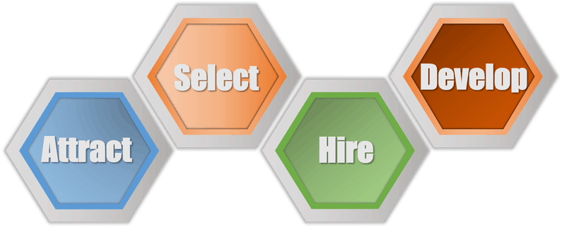 Four Step Successful Hiring Process