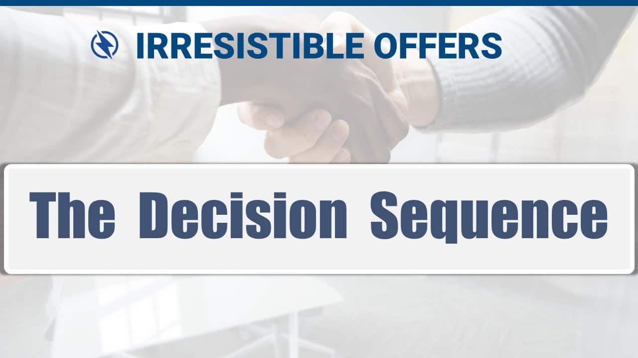 07 The Decision Sequence