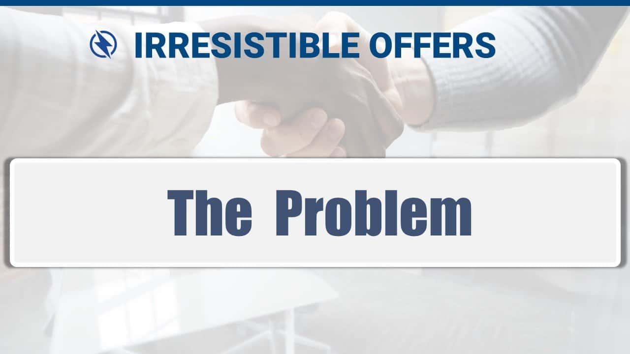 01 The Problem