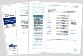 Customer Service Hiring Assessment Report