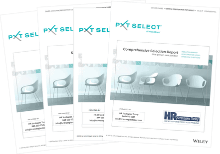 PXT Select Group of Reports