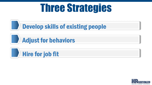 Three Strategies To Optimize Your Workforce